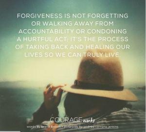 forgivenesscourage